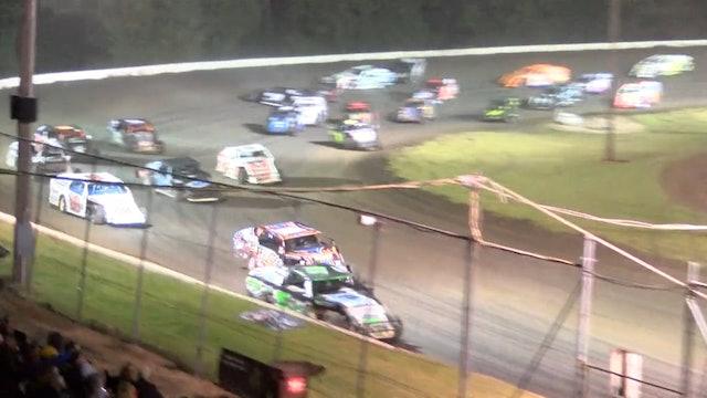 USRA B-Mod A-Main Mississippi Thunder Speedway 9/9/16