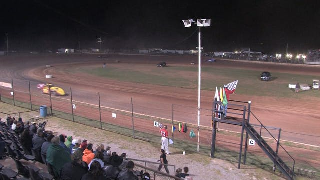 USRA Modifieds A-Main  Lawton Speedwa...