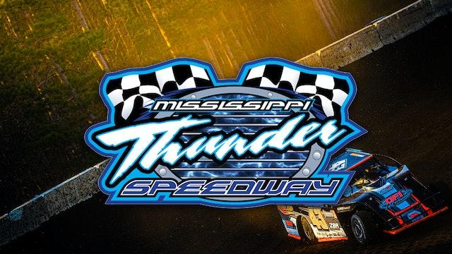 LIVE Mississippi Thunder Speedway 4/30/21