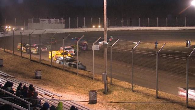 USMTS Humboldt Speedway Heats Rd. 1 3/27/14