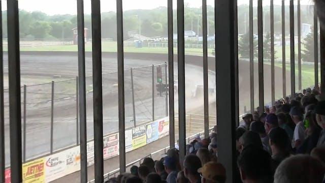 USMTS Heat Race 5 Viking Speedway 06/...