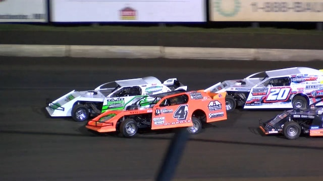 USMTS A-Main Fall Jamboree Deer Creek Speedway 9/19/19