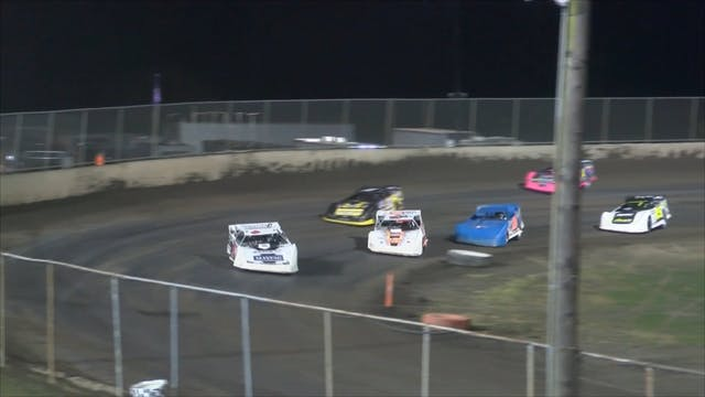 Modified Mania Late Model A-Main Tri-...