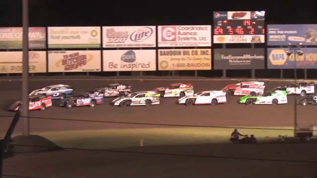 USMTS Fall Jamboree A-Main Deer Creek Speedway 9/19/14