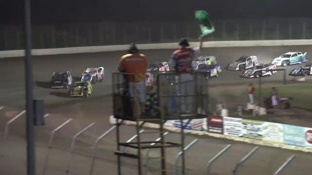 USMTS A-Main Ogilvie Raceway 8/12/17