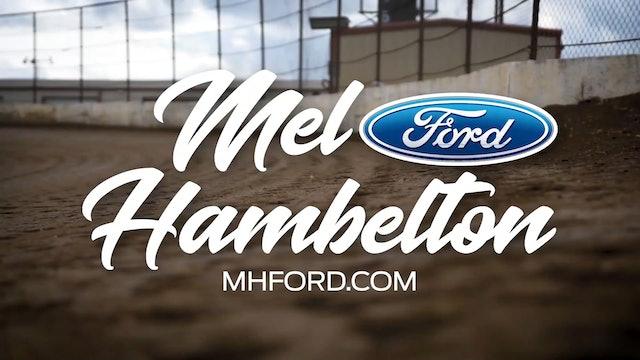 ARMS Modified Heats West Texas Raceway 6/11/21