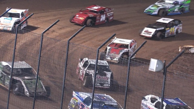 USRA Modified Feature Red River Speedway 10/11/14