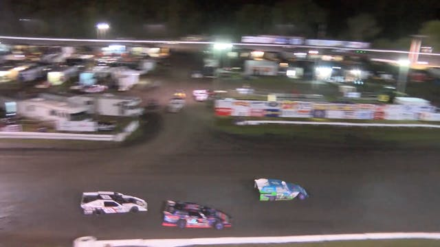 USRA Nationals Modified A-Main Hamilt...