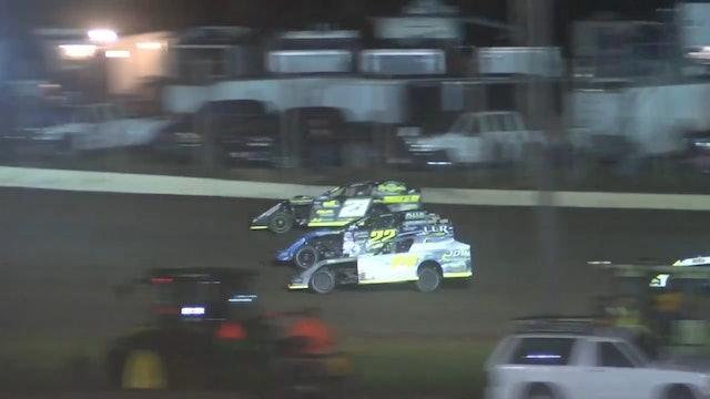 USRA B-Mod A-Main Mississippi Thunder Speedway 9/8/16