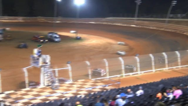 USMTS A-Main Lone Star Speedway 5/13/17
