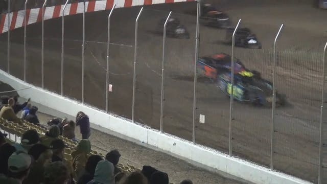 USRA Modifieds Lakeside Speedway 04/0...