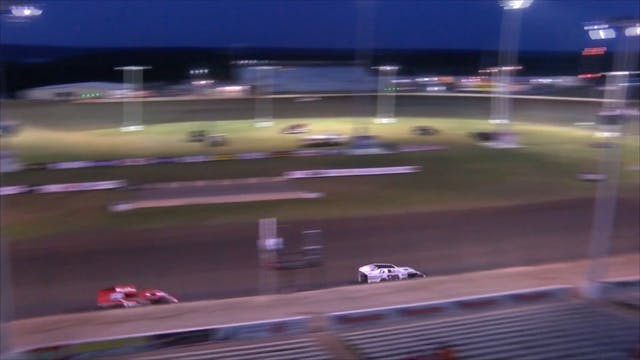 USRA B-Mods Heats at Salina Highbanks...
