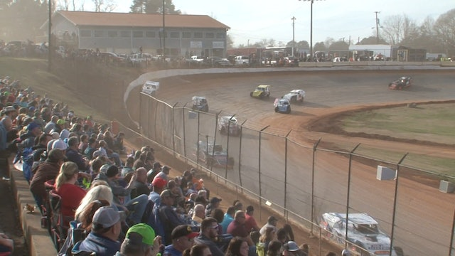Modified A-Main Hangover 411 Motor Speedway 12/28/19