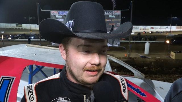 Wild West Shootout Modified A-Main Arizona Speedway 1/15/20