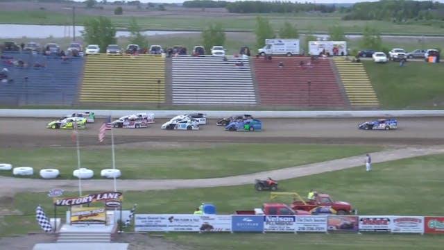 USMTS Heats I-94 Speedway 5/19/17