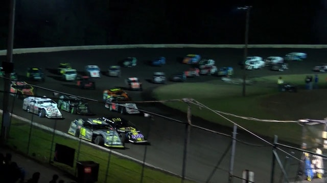 USRA $10k B-Mod Nationals A-Main Mississippi Thunder Speedway 9/9/17
