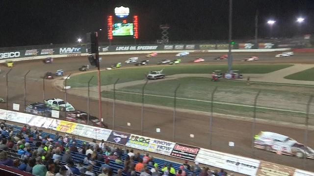 USMTS A-Main Lucas Oil Speedway 8/3/19