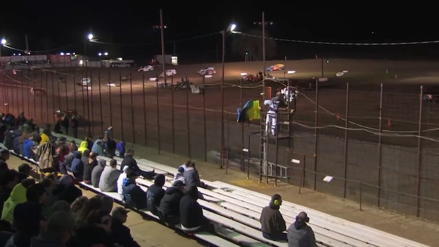 USRA B-Mod Iron Man Challenge Feature I-35 Speedway 04/26/14