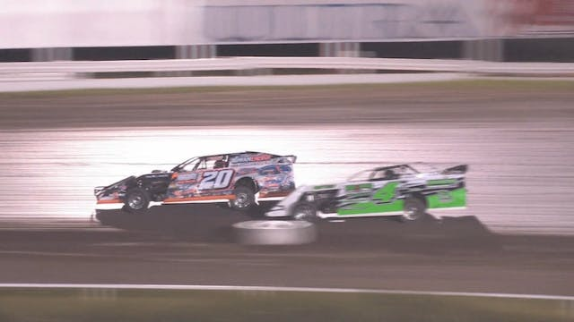 USMTS A-Main Route 66 Speedway 06/20/15