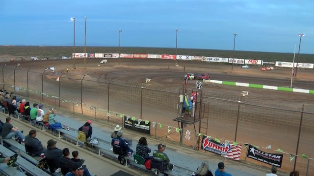 USMTS Heats Southern New Mexico Speedway 4/21/18
