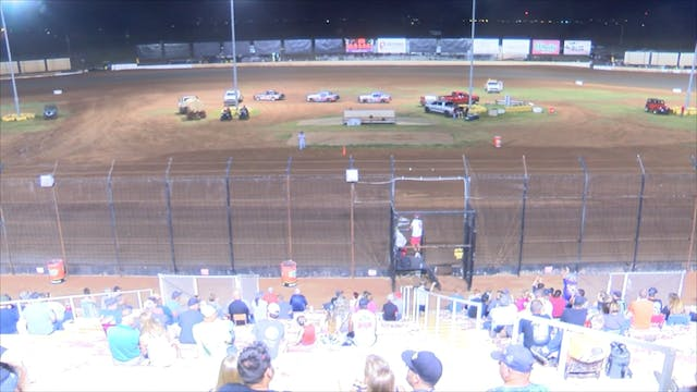 USRA Limited Mods A-Main Monarch Moto...