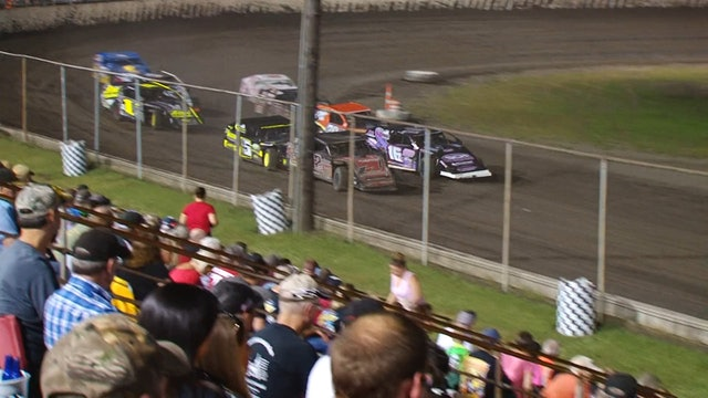 Mod Mania Heats 5-8 Tri-City Speedway 9/24/16