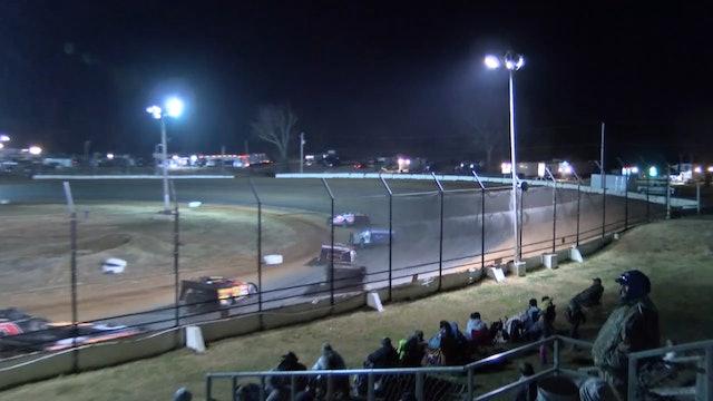 Late Model A-Main Springfield Raceway 11/19/17