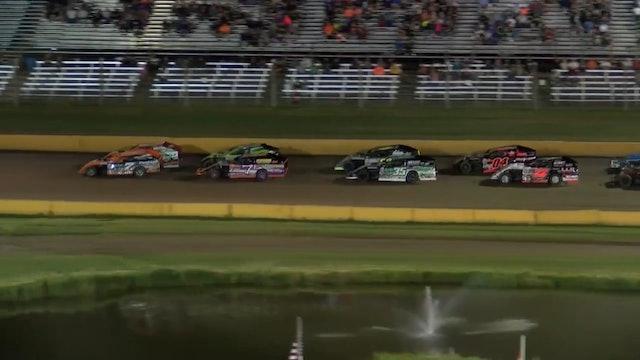 Midwest Mods A-Main Cedar Lake Speedway 6/16/17