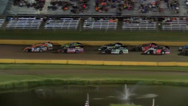 Midwest Mods A-Main Cedar Lake Speedw...