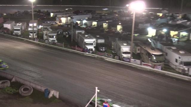 USRA Stock Car A-Main USRA Nationals Hamilton County Speedway 10/1/20