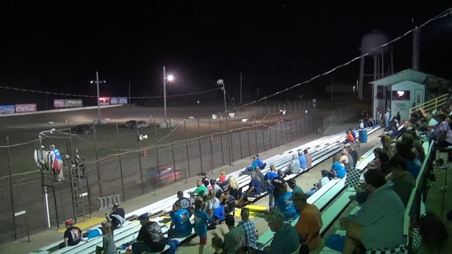 USRA B-Mod A-Main I-35 Speedway 9/2/17