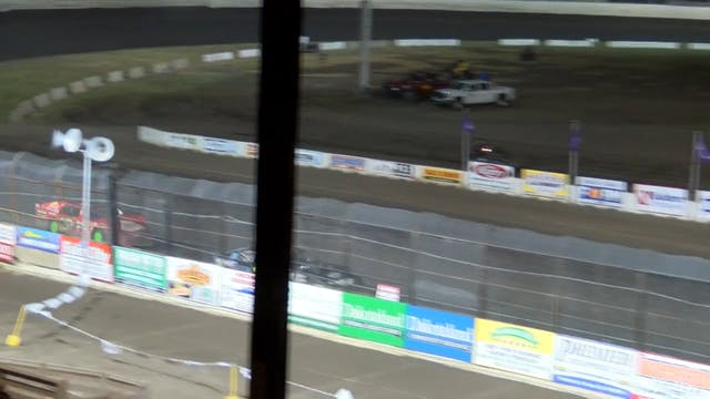 Wissota 100 Super Stock Heats 9/14/17