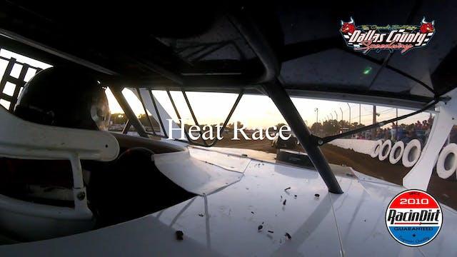 Kris Jackson USRA B-Mod In Car Dallas...