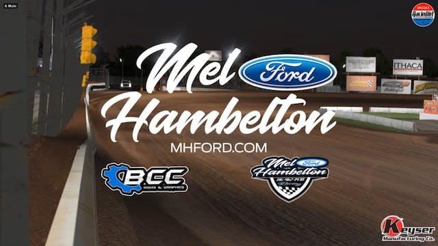 USMTS  iRacing A-Main Lernerville Spe...