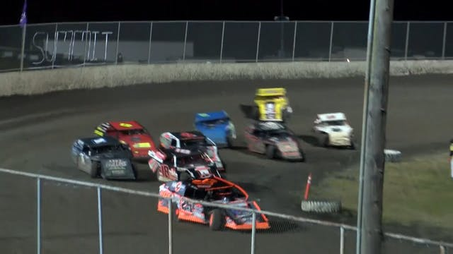 Mod Mania Modified Heats Tri City Spe...