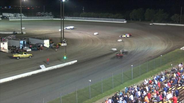 USRA Modified A-Main Devil's Bowl Speedway 7/6/19