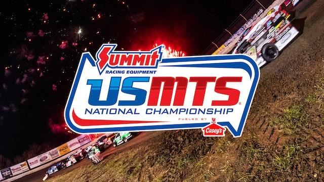 LIVE USMTS Arrowhead Speedway 8/20/21