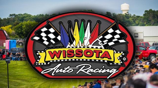 WISSOTA Street Stock A-Main Deer Creek Speedway 5/8/21