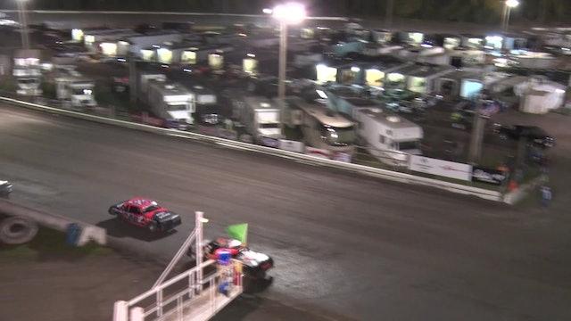 USRA Hobby Stock A-Main USRA Nationals Hamilton County Speedway 10/1/20