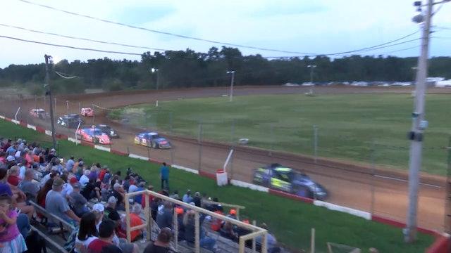 USMTS B-Main Monett Speedway 8/4/19