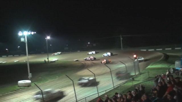 USRA B-Mod A-Main Central Misssouri Speedway 9/4/16