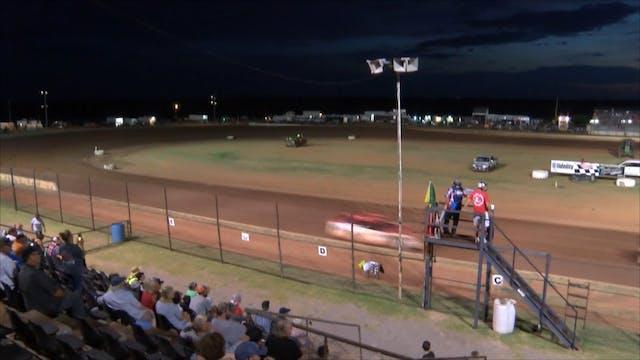 TOMS Heats at Lawton Speedway 7-14-18