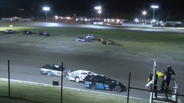 TOMS Heats at Southern Oklahoma Speedway 9-1-18