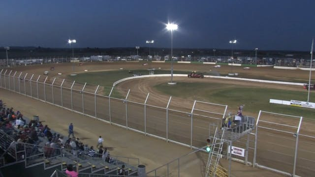 USMTS B Features Outlaw Motor Speedwa...