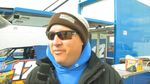 USMTS Humboldt Speedway Pre Race Inte...