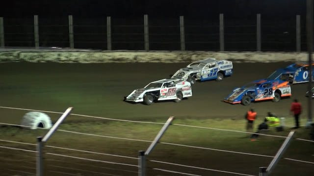 King of America USRA B-Mod A-Main 3/2...