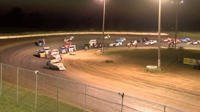 USMTS A-Main Stuart Internationals Sp...