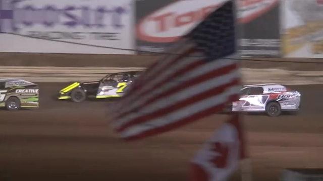 Wild West Shootout X Mod A Main @ Arizona Speedway 1/7/17