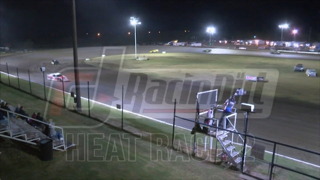 TOMS Nationals Heats Southern Oklahoma Speedway 10/18/19