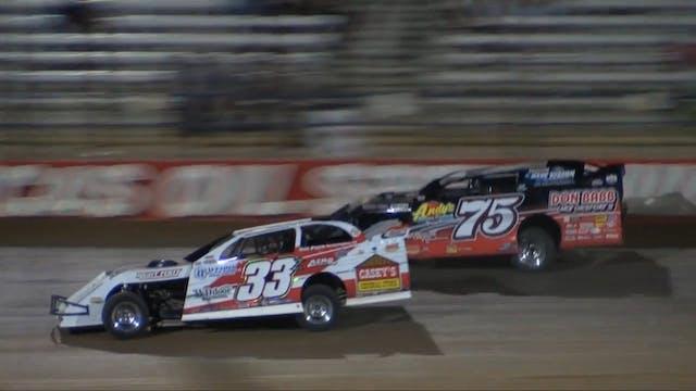 USMTS A-Main Lucas Oil Speedway 8/6/16